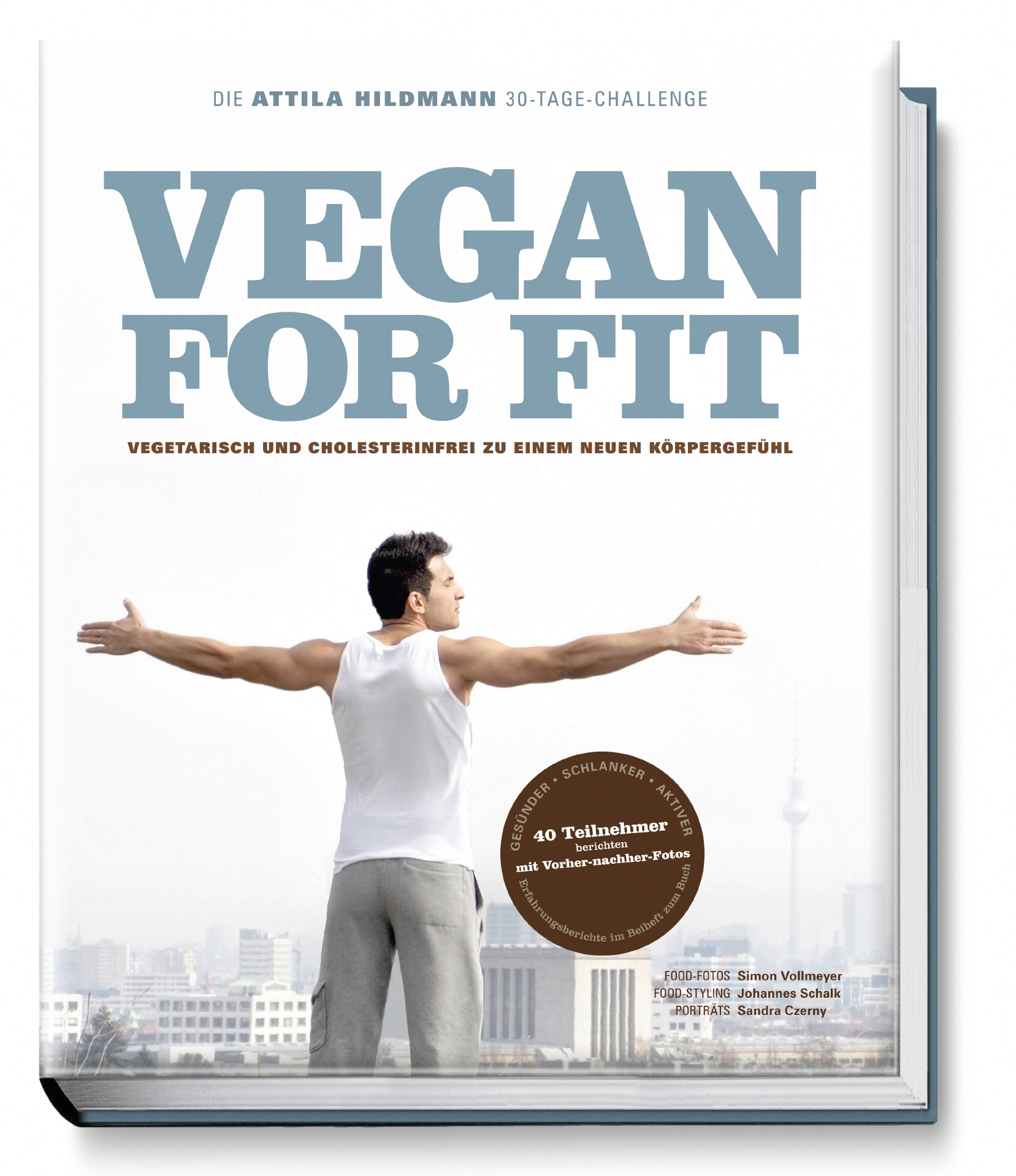 Vegan for fit- Kochbuch